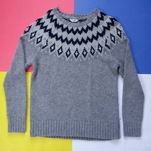Women's Wind River Nordic Crewneck Sweater